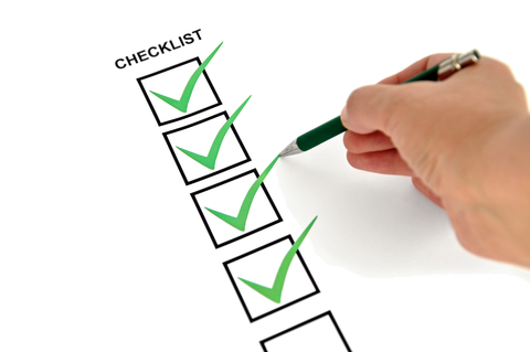 Self-Employed Checklist